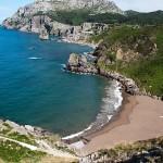 Playas de Liendo en Cantabria