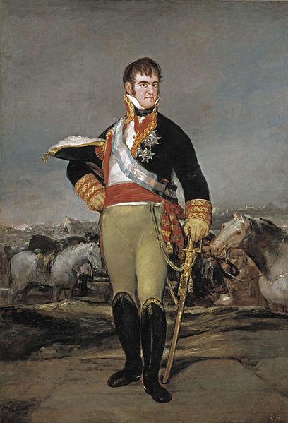 408px-Ferdinand_VII_of_Spain_(1814)_by_Goya