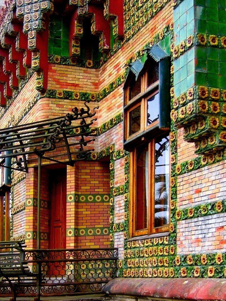 Capricho de Gaudi 02