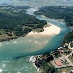 Playas de Arnuero en Septiembre