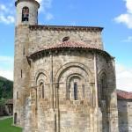 Colegiata de San Martín de Elines en Cantabria