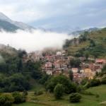De paseo por Tresviso en Cantabria