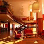 El Hotel la Corza Blanca en Reinosa