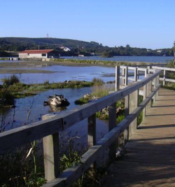 Ecoparque de Trasmiera en Cantabria