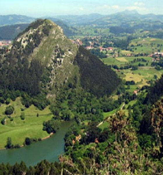 La belleza inigualable del Parque Natural Macizo de Peña Cabarga