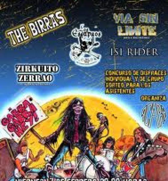 III Carnaval Rock en Reinosa