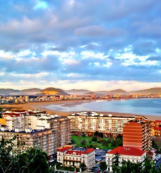 Las playas de Laredo en Cantabria