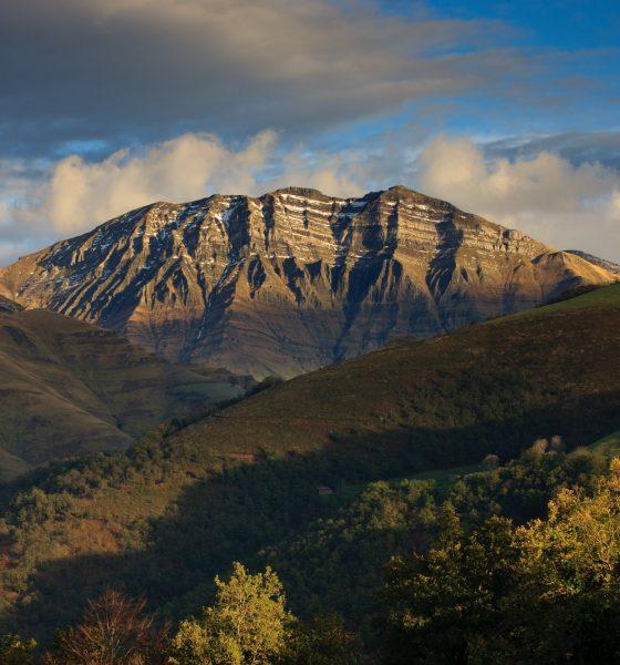 la Montaña de Castro Valnera