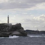 El santanderino Faro de Cabo Mayor