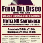 Feria del Disco en Santander