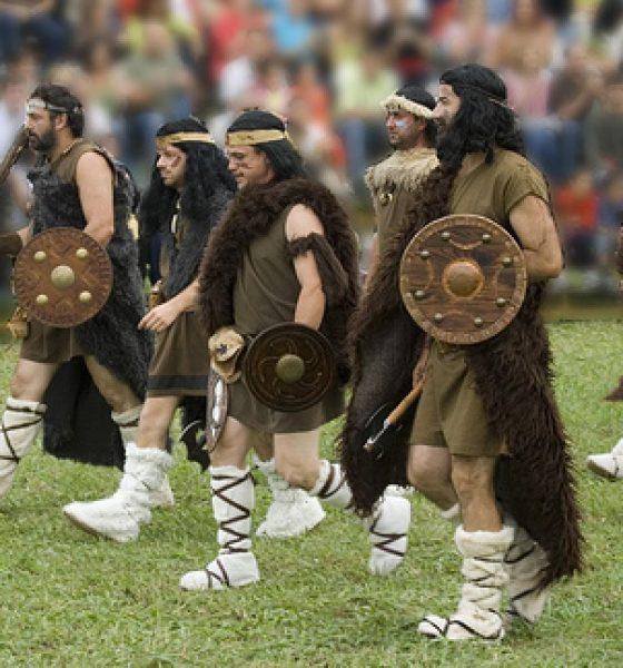 Las Guerras Cántabras, Fiesta de Interés Turístico Nacional