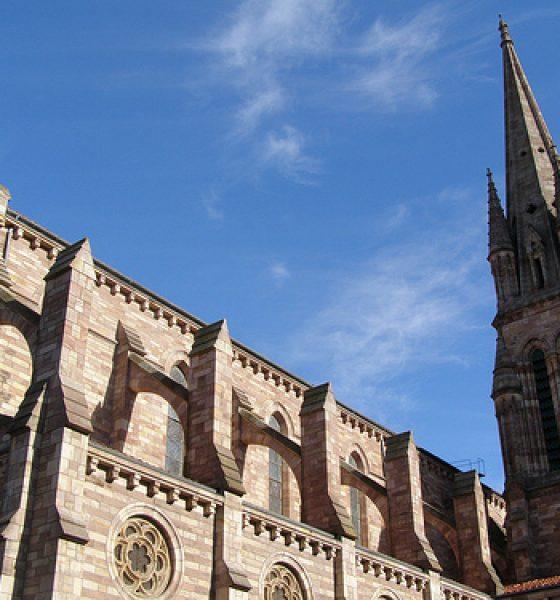 La Iglesia de Nuestra Señora de la Asunción, en Torrelavega
