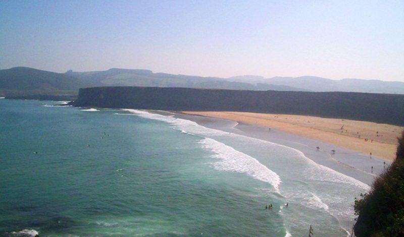 Somo, la Primera reserva de Surf en España