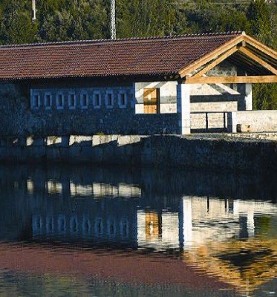 Molino de Santa Olaja, en Soano