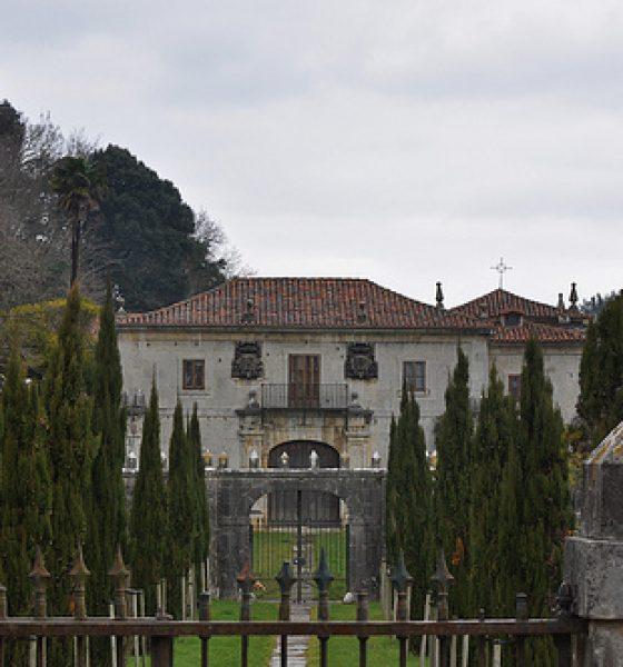 Palacio de los Condes Díaz-Fernández en Arnuero