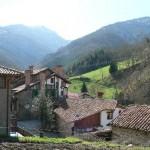 El encantador pueblo de Cosgaya en Cantabria