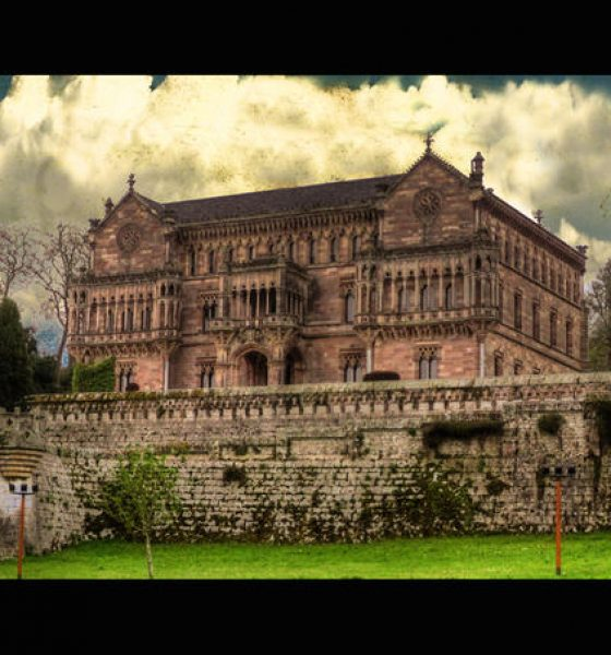 El Palacio de Sobrellano, símbolo de Comillas