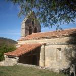 La Iglesia de San Andrés de Valdelomar